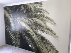 Palm by Mr Wallpaper