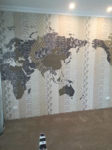 World 2 by Mr Wallpaper
