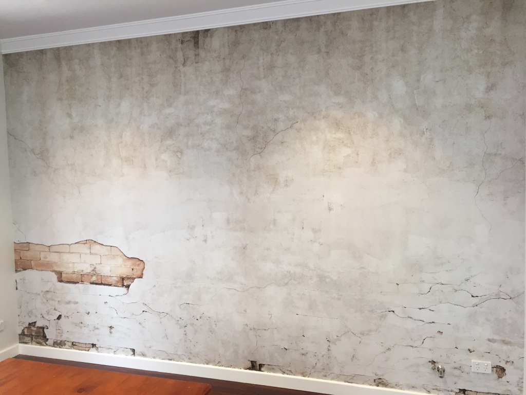 Old Wall by Mr Wallpaper
