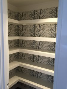 Pantry Forest by Mr Wallpaper