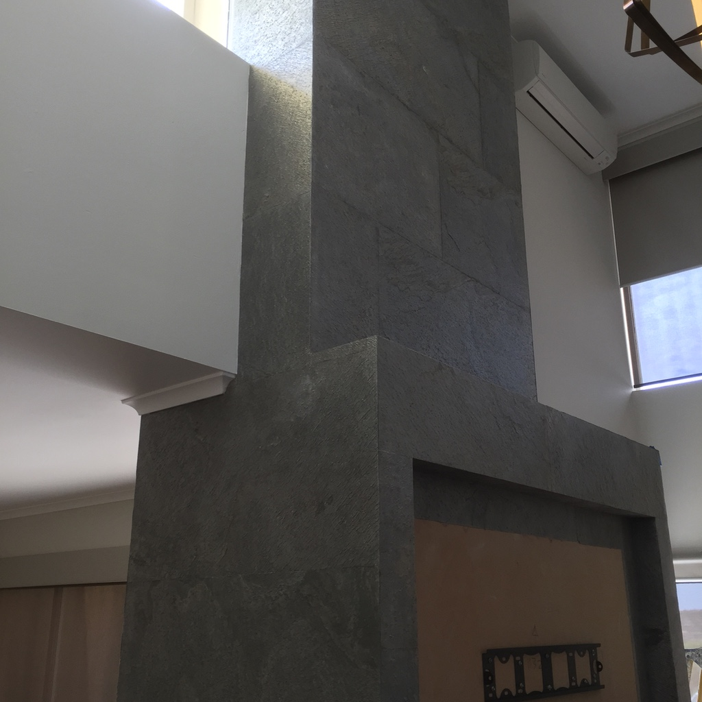 Stone Panels by Mr Wallpaper