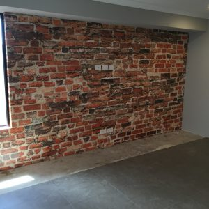 Country Bricks by Mr Wallpaper
