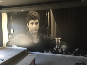Scarface by Mr Wallpaper