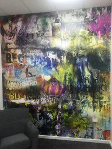 Mural 6 by Mr Wallpaper