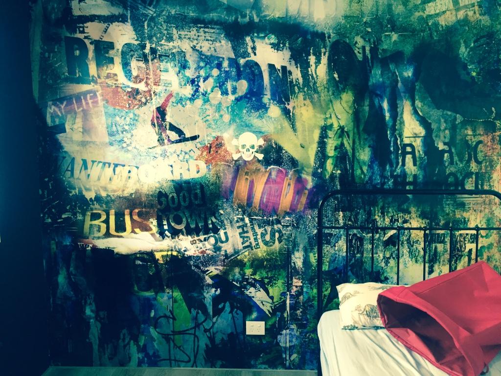 Mural 5 by Mr Wallpaper
