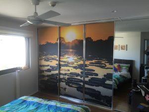 Wardrobe Doors by Mr Wallpaper