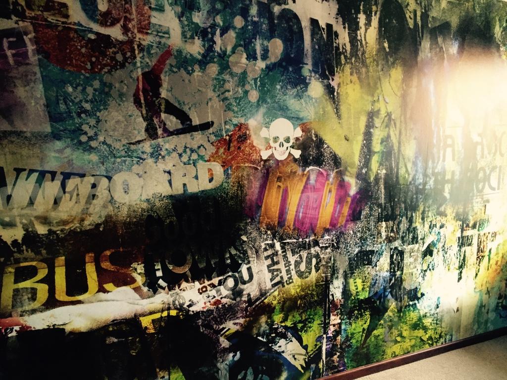 Mural 4 by Mr Wallpaper