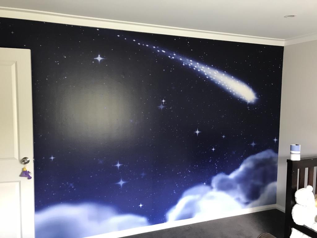 Little Boy's Bedroom by Mr Wallpaper
